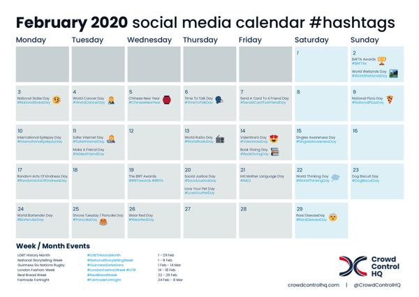 February 2020 social media calendar-1
