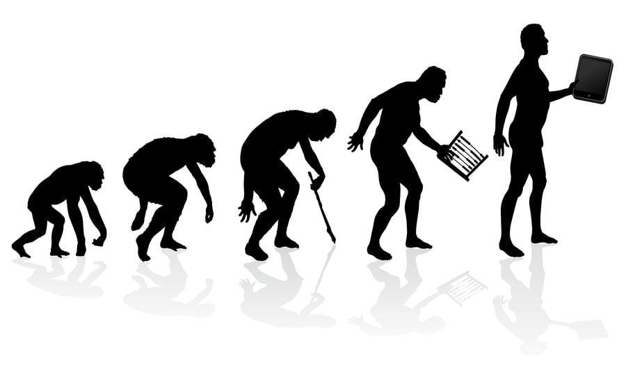 Social Media Evolution - Technology