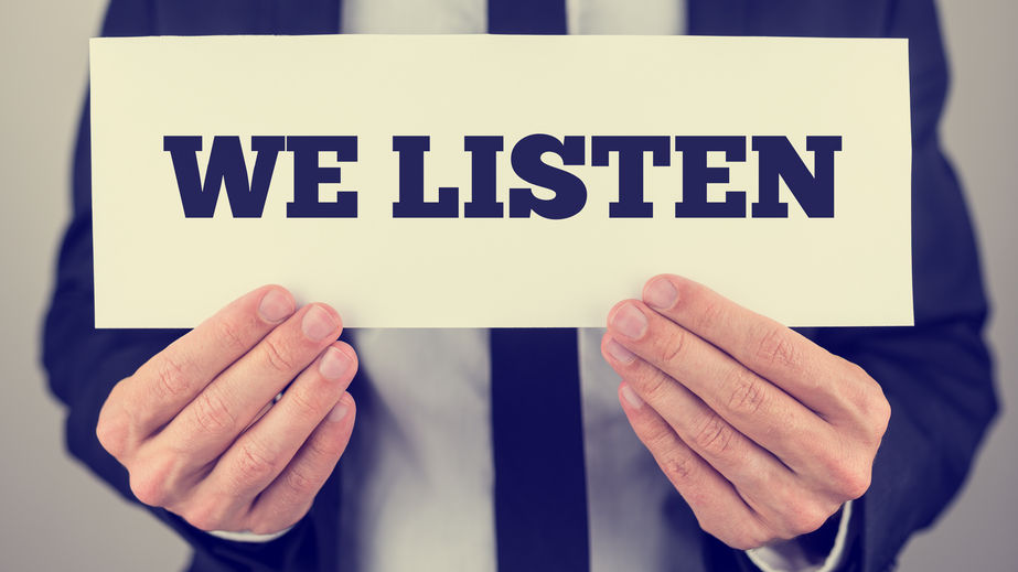 Social Media Customer Service - Listening is Key!