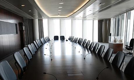 Boardroom Social Media Risks
