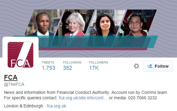 The Financial Conduct Authority (FCA) Social Media Consultation