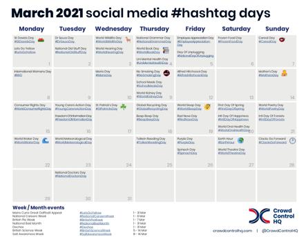 March-2021-Calendar