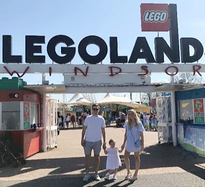 Jake Tipper, Legoland