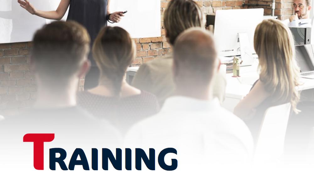 Enterprise social media training