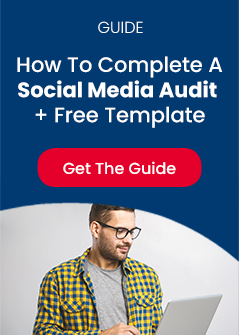 Download the guide - How to complete a social media audit (with free template)